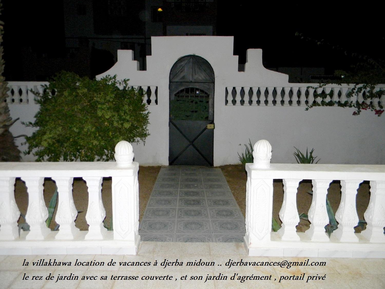 Djerba Tunisie Vente Meublée Equipées Maison 140m Et Jardin