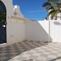 terrasse privée au rez de chaussée